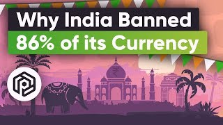 Why India Banned 86% of its Currency