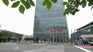 Россия и Китай потребовали экстренно созвать Совет безопасности ООН.