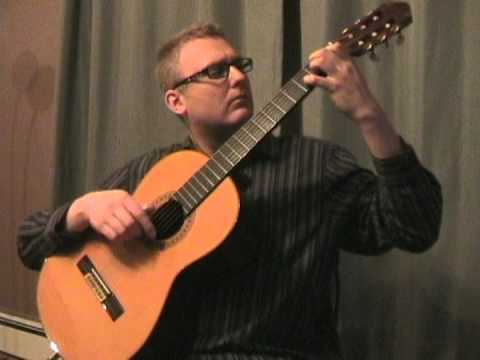 Song For Sara - Live Fingerstyle Recording