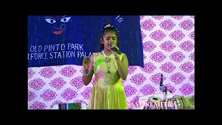 KAUN TUJHE  YU PYAR BY SAYANI MITRA AT OLD PINTO PARK 2018 AS ON (17-10-2018) [ULTRA HD-4K]