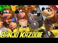 Evolution Of Banjo Kazooie 1997 2019