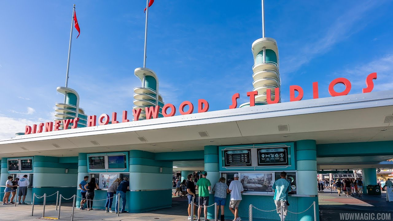 Disney's Hollywood Studios walk-through Oct 1 2020