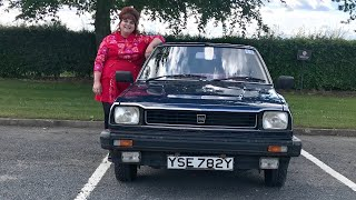 IDRIVEACLASSIC reviews: 80s Triumph Acclaim (the last ever Triumph car!)