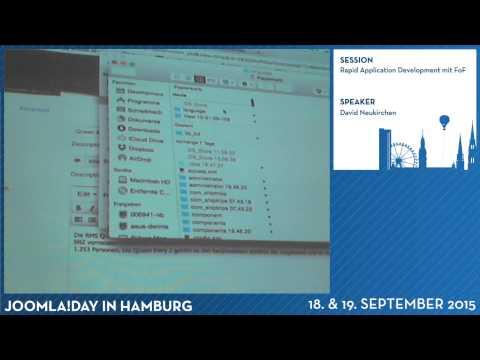 Rapid Application Development mit FoF