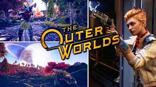 The Outer Worlds - Everything We Know! (Fallout-Like Space RPG, Gameplay, Factions, Story & More!)