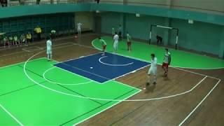 Вторая Лига. «Эпицентр К Таирова» Одесса - «ANSERGLOB» Херсон. 2-й тайм