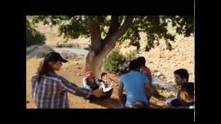 preview picture of video 'عفرين فيلم كواليس حسين حج ناصر الجزء 1 lorin issa  سيناريو واخراج / لورين عيسى efrin'