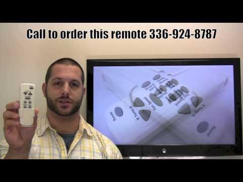 LG 6711A20035A Air Conditioner Unit Remote Control