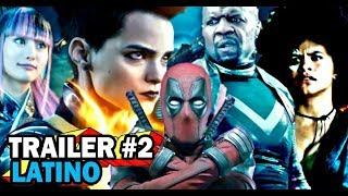 Deadpool 2 - Trailer Greenband Doblado al Español Latino