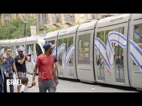 הצצה לישראל: סרטון שיראה לכם למה אתם אוהבים את הארץ