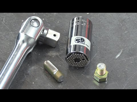 "Delboy's Garage, ""Gator Socket"", Tool Review."