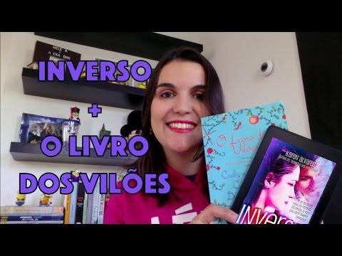 Livros: Inverso + O Livro dos Vil�es