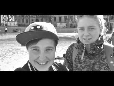 Vlog/ sestřih z Anglie/ Kája
