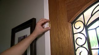 Child-proofing doors in your home with an easy-to-install flip lock | House Calls with James Tully