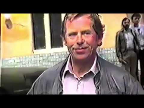 CZECHOSLOVAKIA 1987 - Narrated by Bruce Smith
