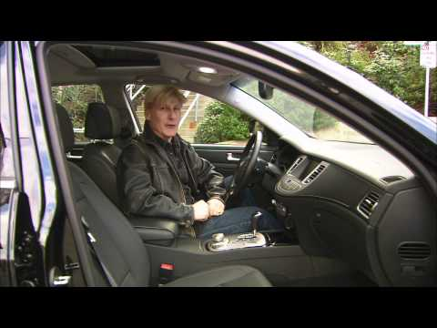 2012 Hyundai Genesis R-Spec Sedan