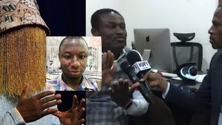 💥🤜 ANAS AREMEYAW ANAS'S LAWYER QUESTIONS WHY KEN AGYAPONG SHOULD BE ALLOWED TO TRAVEL NOW