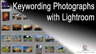 New Video - Using Keywords in Lightroom