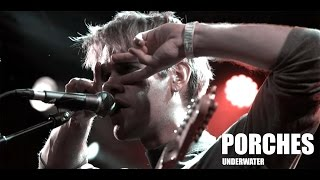 Porches – Underwater – Live (Tinals 2016)
