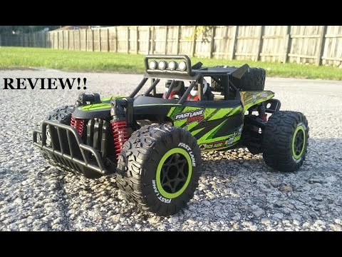 FAST LANE SAND SHARK RC REVIEW!!