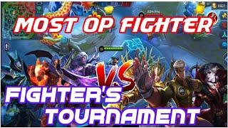 Most OP Fighter ? | Fighter