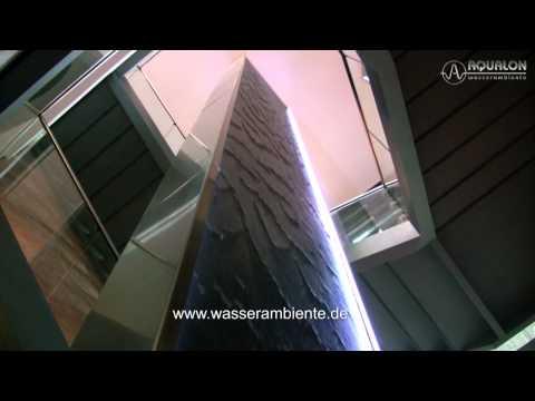"""Wasserwand """"Aqualon Monumentum Duo"""""""