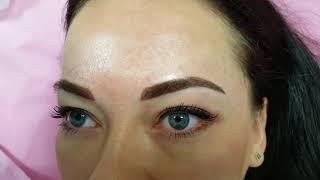 Ombre Eyebrows Microblading by El Truchan @ Perfect Definition