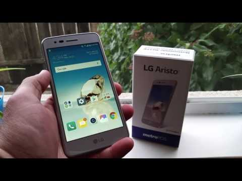 How to enable the App drawer on the LG Aristo and LG Aristo 2