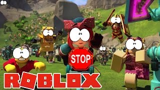 "Roblox Anthem Video but everytime it says ""Oh"" it speeds up"