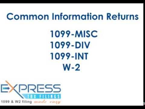 Information returns
