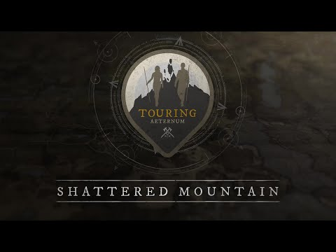 New World Shows Off Shattered Mountain In Its Final Touring Aeternum Video