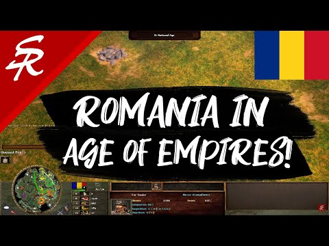 ROMANIA on Wars of Liberty!! | Classic & Casual | Age of Empires III