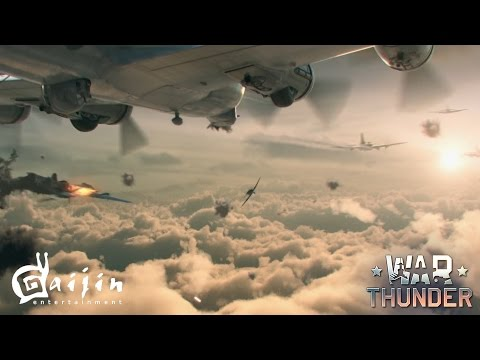 War Thunder - 'The Battle is on!' Trailer thumbnail