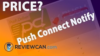 Push Connect Notify 2017 vs Push Deliver: Pricing