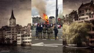 Sechseläuten: Das Frühlingsfest Von Zürich   Der Böögg   Sächsilüüte: Festumzug Der Zünfte