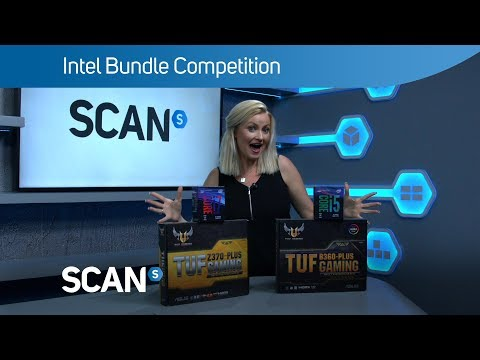 Scan weekly Competition - Intel i7 8700K Bundle! June 8th 2018