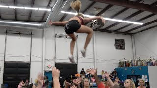 Cheer Extreme Beneath The Crown Trailer featuring Sr Elite
