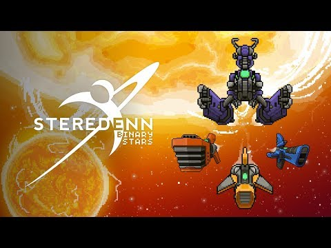Steredenn: Binary Stars - Teaser (coming to Nintendo Switch on March 8th, 2018) thumbnail