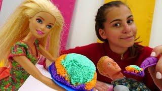 Видео для девочек - Ужин для Кена - Барби и Кен