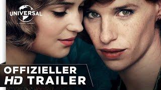 The Danish Girl Film Trailer