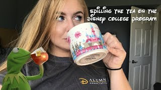 DISNEY COLLEGE PROGRAM | The Good, The Bad & The Ugly