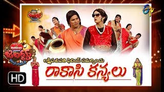 Jabardasth | 9th August 2018 | Full Episode | ETV Telugu