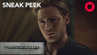 Shadowhunters | Season 3, Episode 8 Sneak Peek: Jace Is Trapped | Freeform