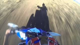preview picture of video 'Go Pro Hero 3 Yamaha yfm 250r'