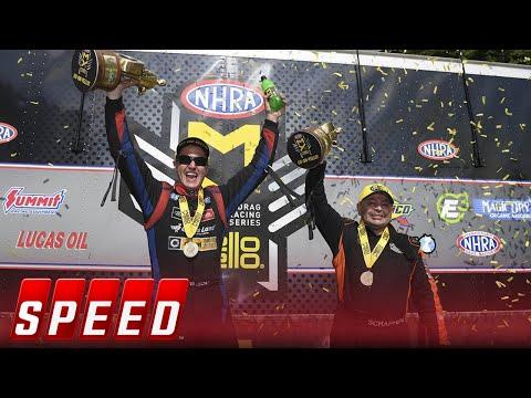 Bob Tasca III & Mike Salinas take home wins at the Thunder Valley Nationals   2019 NHRA DRAG RACING