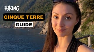 Hiking All Of Cinque Terre Italy In One Day - NOT POSSIBLE!!