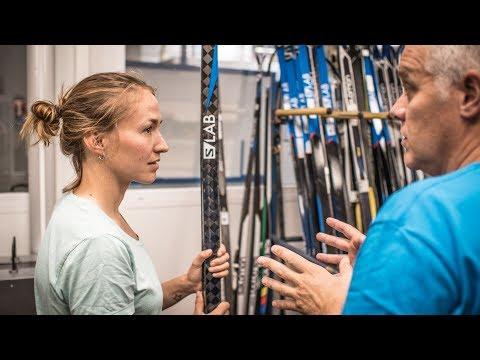 Salomon Factory Tour with Nordic Ski Athlete Sophie Caldwell