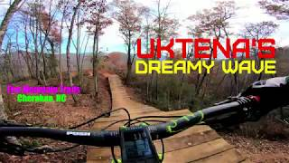 Uktena to Tinker's Dream to Kate's Wave - Fire Mountain Trails - Cherokee, NC - 11/11/2018