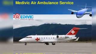 ICU Care Private Charter Air Ambulance from Kolkata