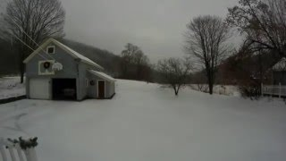 Upstate New York trip December 2015 [GoPro]